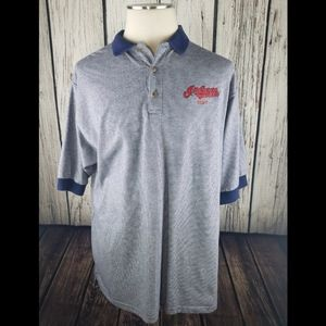 Cleveland Indians MLB Staff Polo Shirt Size (XXL)